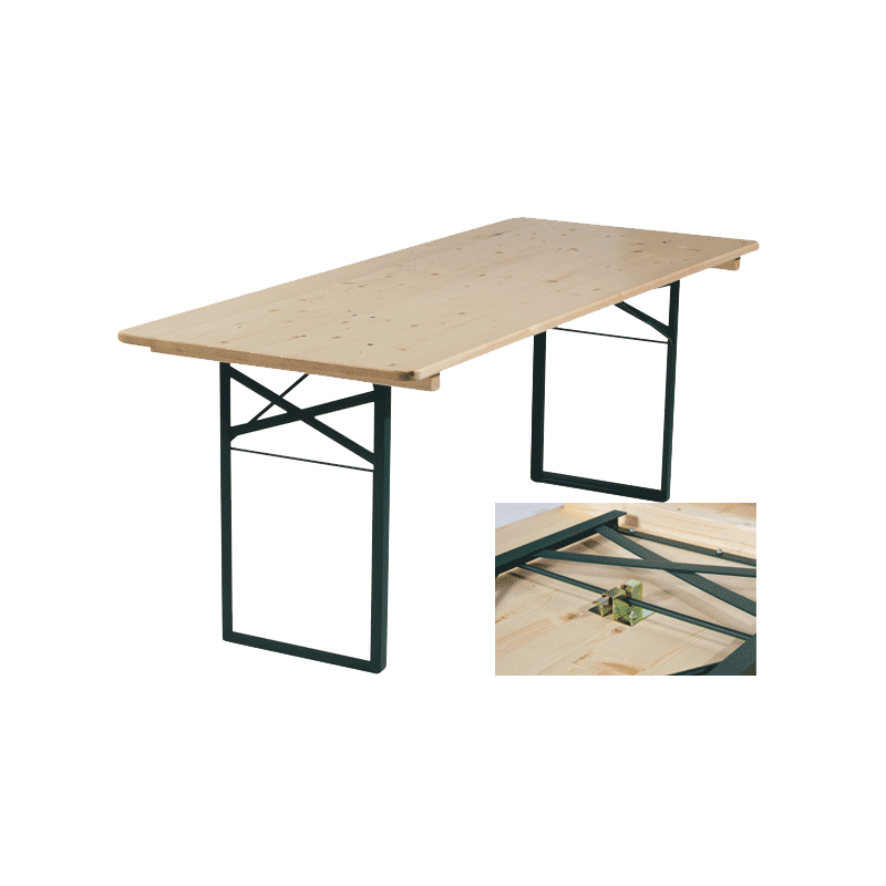 Tables pliantes castorama perfect bordure jardin for Table exterieur castorama