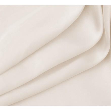 Location nappe Satin Blanc Perlé