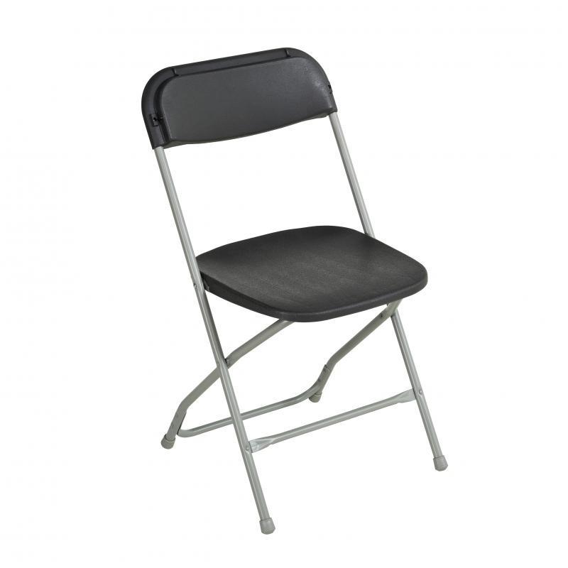Chaise pliante basic composite - Chaise pliante solide ...