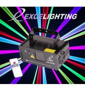 Projecteur Lumière de Soirée Laser DMX