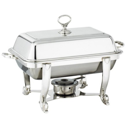 Chafing Dish Argent 40x26 cm