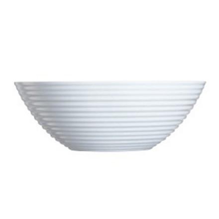 Saladier Opal blanc 3.1 L