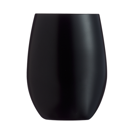 Location Verre Gobelet Black