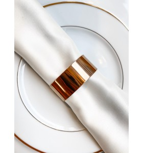 Rond serviette COPPER