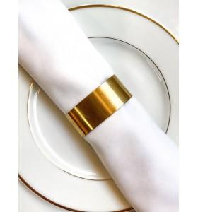Location Rond serviette GOLD