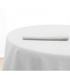 Location nappe coton blanc