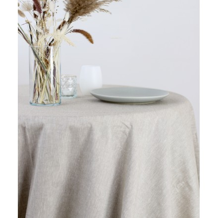 Location Nappe Lin Naturel