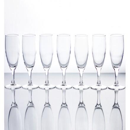 Flûte à champagne Elégance 13 cl