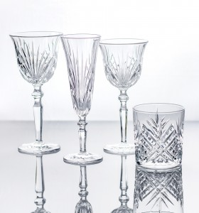 Location Verres Collection Crystal