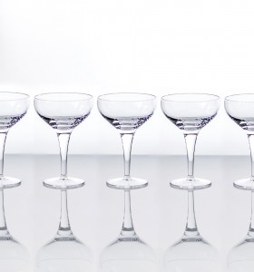 Location Verre Coupe Michelangelo 22 cl