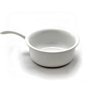 Cassolette à manche Porcelaine Ø11 cm
