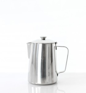 location cafetiere moderne inox