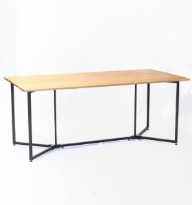 Table Wood chêne massif
