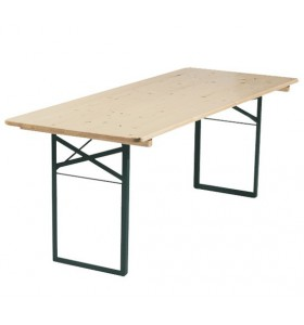 Table de Kermesse