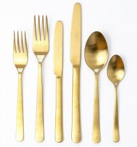 location couteau entremets gold