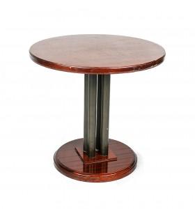 Table guéridon vintage style année 60