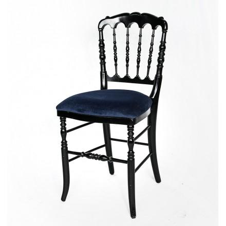 VENTE : Chaise Napoleon III Noire