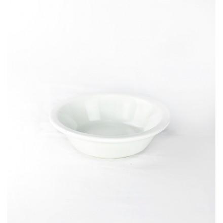VENTE : Coupelle blanche en porcelaine