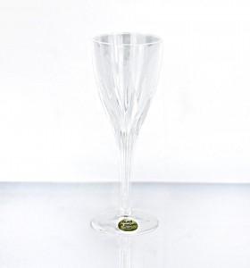 VENTE : Coffret de verres en cristal JG Durand