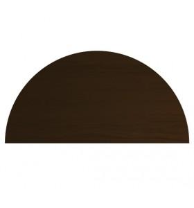 Tables Demi-rond et Demi-creux à napper